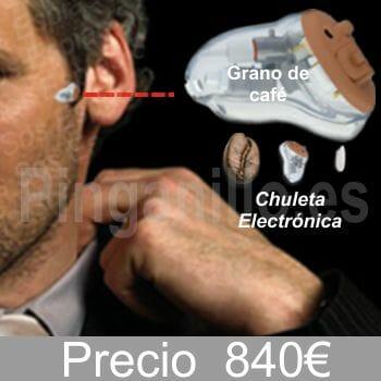 Categoria Chuletas Electrónicas