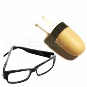 Gafas con Cámara y pinganillo para Exámenes