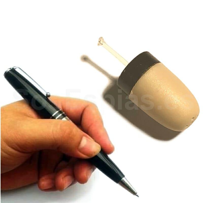 Pinganillo con Bolígrafo Vip Pro Super Mini