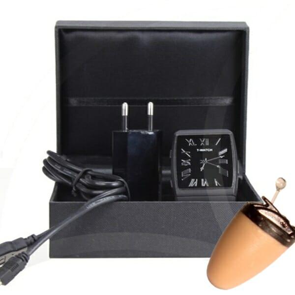 Pinganillo Bluetooth reloj sin collar