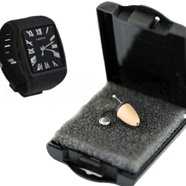 Pinganillo reloj para examenes