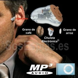 Pinganillo lar21 mp3