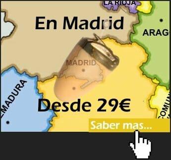 Pinganillo Madrid